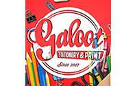 GALOOT STATIONERY, PRINT & DESIGN
