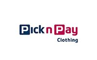 PICK N PAY CLOHING